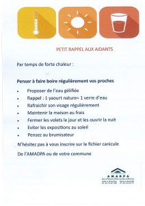 Canicule flyer amadpa